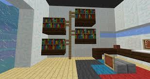 bookshelf astonishing minecraft bookshelf surprising minecraft