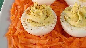 deviled egg dishes kittencals best deviled eggs recipe genius kitchen