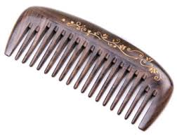 tooth comb wide tooth comb etsy