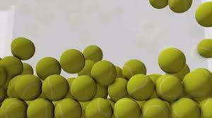 tennis animation filling up spaces matte included motion