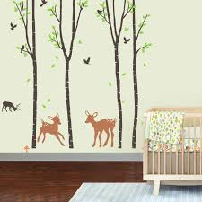 Safari Nursery Wall Decals Baby Safari Wall Decals Gutesleben