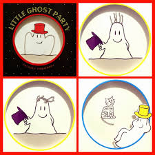 pen pals u0026 picture books haunted houses a little ghost party