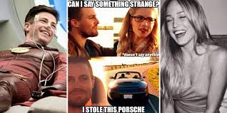 Arrow Memes - hilarious arrowverse memes screen rant