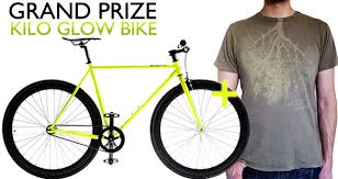 Glow Dark Halloween Costumes Win Kilo Glow Dark Bike Worth 399 Inhabitat U0027s Green