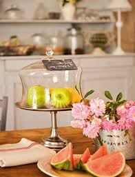 dining room table decorations for summer  Dining room decor ideas