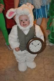 Halloween Costumes Alice Wonderland White Rabbit Alice Wonderland Costume Newborn