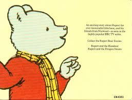 u0026 secret boat rupert bear book guild publishing edition