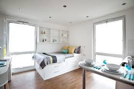 Bed And Living Premier Studio Plus Hope Street Liverpool Host