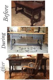 kidney shaped executive desk 241 best painted desk u0027s u0026 vanities images on pinterest painting