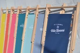 Tissu Pour Chilienne 15 Transats Ou Chaises Longues Design à Poser Au Bord De La Piscine