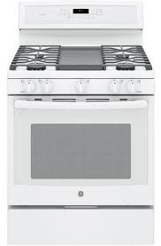 Ge 30 Inch Gas Cooktop Ge Profile Pgb911dejww 30 Inch Profile Series Gas Freestanding