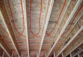 can i install radiant floor heat in my manufactured or modular