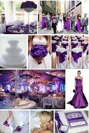 wedding decoration cute picture of purple wedding design and