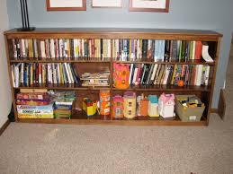 Leaning Ladder 5 Shelf Bookcase Stunning Low Long Bookcase 52 For Your Leaning Ladder 5 Shelf