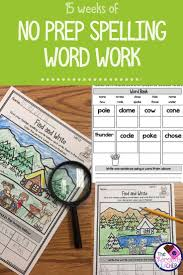 the 25 best spelling worksheets ideas on pinterest spelling