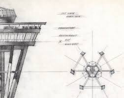 some of steinbrueck s early space needle designs creative