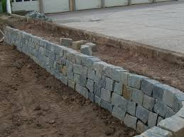 Gartengestaltung Terrasse Hang Trockenmauer Bauanleitung Zum Selber Bauen Heimwerker Forum