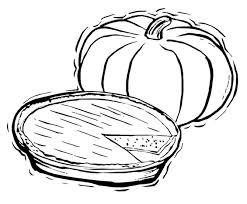 coloring pages pumpkin pie pumpkin pie coloring page kids coloring pages pinterest