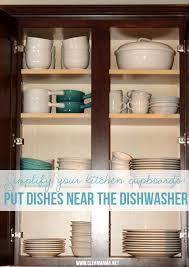 Organizing Kitchen Ideas - spice cupboard organizer diy kitchen storage ideas kitchen pantry