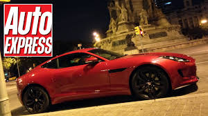 Jaguar F Type Official Pictures Auto Express Jaguar F Type Coupe Not Your Average Review Youtube