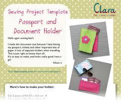 free passport template download