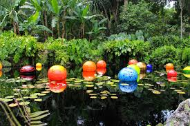 Fairchild Botanical Garden by Dale Chihuly A Globe Trotting Glassblowing Wizard