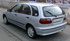 nissan sunny 2008 1995 nissan sunny n14 hatchback 3d images specs and news