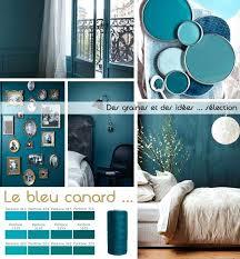 chambre peinture bleu deco bleu canard mi bleu mi vert toujours a la limite le bleu qu