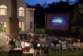 Backyard Graduation Party Ideas by Hire Fun Flicks In U0026 Outdoor Movies Nebraska Outdoor Movie