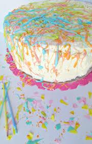 Splatter Paint Cake Val Event Gal