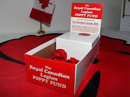 poppy fund royal canadian legion poppy fund charity