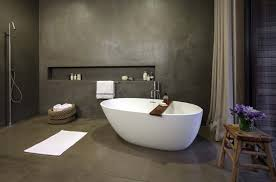 Concrete Bathroom Sink by 45 Magnificent Concrete Bathroom Design Inspirations