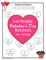 valentines worksheets free printables the happy housewife
