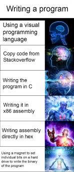 Brain Memes - joke meme expanding brain memes are the best devrant