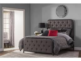 Grey Tufted Bedroom Set  Grey King Skyline Furniture Tufted Bed - Tufted headboard bedroom sets