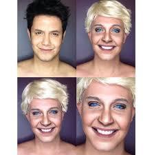 paolo ballesteros makeup transformations