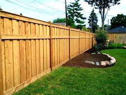 Backyard Privacy Fence Ideas Patio Privacy Fence Intodns Info