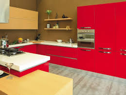 Red Kitchen Canister Set Red Kitchen Preferred Home Design