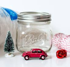 halloween mason jar crafts car in jar snow globe mason jar crafts love