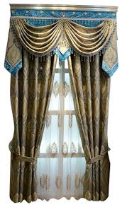 Window Curtains And Drapes Decorating Luxury Window Curtain Aegean Sea Curtains By Ulinkly