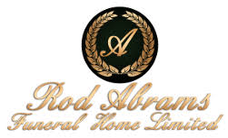 funeral plets rod abrams funeral home ltd dorothea rutherford rod abrams