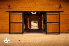 santa ynez horse barn dc builders
