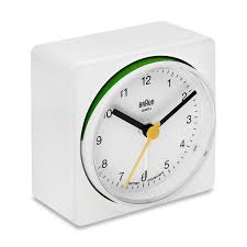 braun alarm clock moma design store