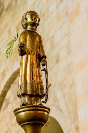 Of Lund Stock Photos Of Lund Stock Images St On A Bronze Pillar In The Cathedral Of Lund Stock