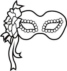 black and white mardi gras masks black and white masquerade mask clip printable mardi