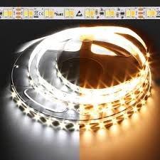 dynamic white led strip lights