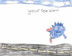 Sonic Gotta Go Fast Meme - askastudent askastudent love hate