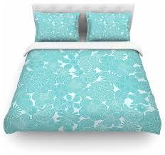 amazing cream grey blue queen size cotton bedding sets duvet cover