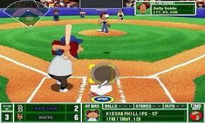 Play Backyard Baseball 2003 Free Backyard Baseball 2003 Game Full Version For Pc