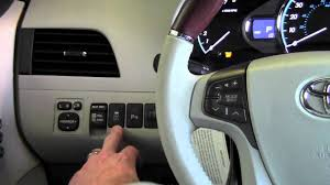 trac off and check engine light toyota 2011 toyota sienna vsc and trac shutoff how to by toyota